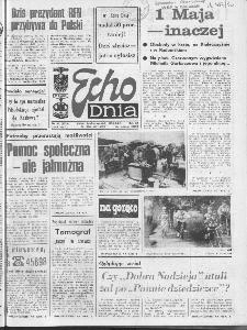 "Echo Dnia : dziennik RSW ""Prasa-Książka-Ruch"" 1990 R.20, nr 85"