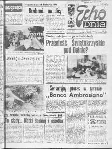"Echo Dnia : dziennik RSW ""Prasa-Książka-Ruch"" 1990 R.20, nr 104"