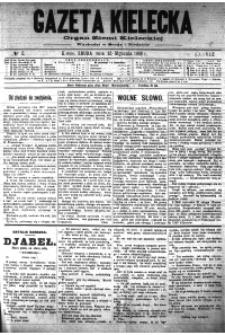 Gazeta Kielecka, 1908, R.39, nr 89