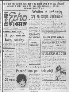 "Echo Dnia : dziennik RSW ""Prasa-Książka-Ruch"" 1990 R.20, nr 118"