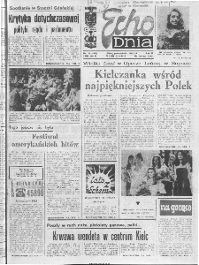 "Echo Dnia : dziennik RSW ""Prasa-Książka-Ruch"" 1990 R.20, nr 131"