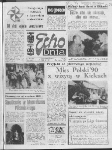 "Echo Dnia : dziennik RSW ""Prasa-Książka-Ruch"" 1990 R.20, nr 133"