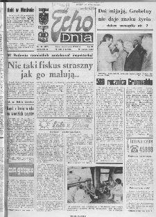 "Echo Dnia : dziennik RSW ""Prasa-Książka-Ruch"" 1990 R.20, nr 136"