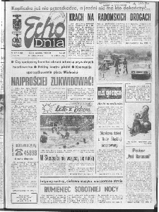 "Echo Dnia : dziennik RSW ""Prasa-Książka-Ruch"" 1990 R.20, nr 149"