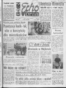 "Echo Dnia : dziennik RSW ""Prasa-Książka-Ruch"" 1990 R.20, nr 154"