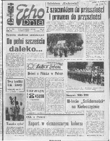 "Echo Dnia : dziennik RSW ""Prasa-Książka-Ruch"" 1990 R.20, nr 156"