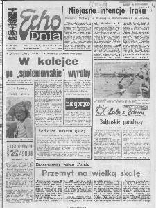 "Echo Dnia : dziennik RSW ""Prasa-Książka-Ruch"" 1990 R.20, nr 157"