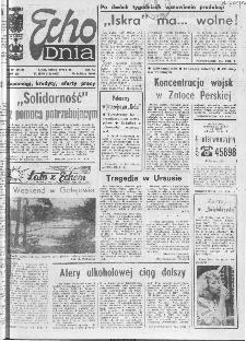 "Echo Dnia : dziennik RSW ""Prasa-Książka-Ruch"" 1990 R.20, nr 161"