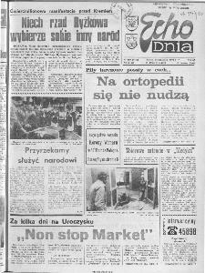 "Echo Dnia : dziennik RSW ""Prasa-Książka-Ruch"" 1990 R.20, nr 180"