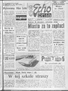 "Echo Dnia : dziennik RSW ""Prasa-Książka-Ruch"" 1990 R.20, nr 182"