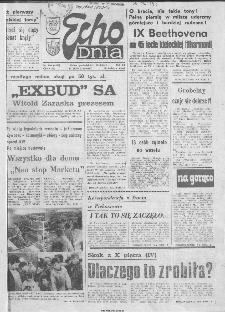 "Echo Dnia : dziennik RSW ""Prasa-Książka-Ruch"" 1990 R.20, nr 190"