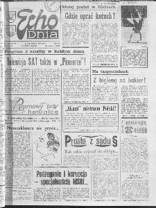 "Echo Dnia : dziennik RSW ""Prasa-Książka-Ruch"" 1990 R.20, nr 196"
