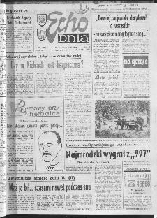 "Echo Dnia : dziennik RSW ""Prasa-Książka-Ruch"" 1990 R.20, nr 201"