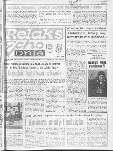 "Echo Dnia : dziennik RSW ""Prasa-Książka-Ruch"" 1990 R.20, nr 209"