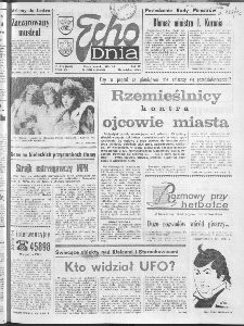 "Echo Dnia : dziennik RSW ""Prasa-Książka-Ruch"" 1990 R.20, nr 215"