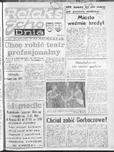"Echo Dnia : dziennik RSW ""Prasa-Książka-Ruch"" 1990 R.20, nr 223"