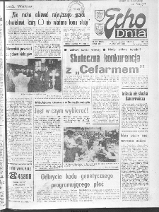 "Echo Dnia : dziennik RSW ""Prasa-Książka-Ruch"" 1990 R.20, nr 237"