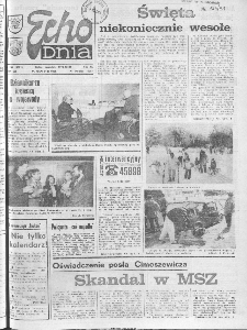 "Echo Dnia : dziennik RSW ""Prasa-Książka-Ruch"" 1990 R.20, nr 249"