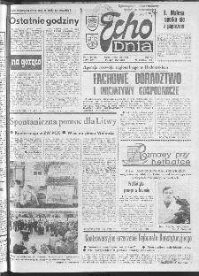 Echo Dnia 1991, R.21, nr 11