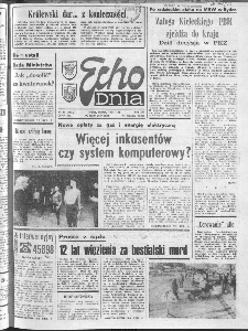 Echo Dnia 1991, R.21, nr 15