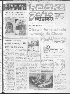 Echo Dnia 1991, R.21, nr 38