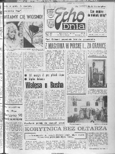 Echo Dnia 1991, R.21, nr 57