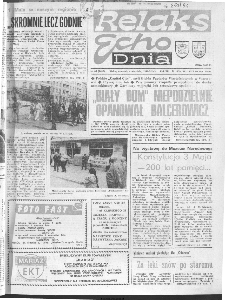 Echo Dnia 1991, R.21, nr 85