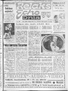 Echo Dnia 1991, R.21, nr 90
