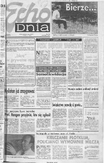 Echo Dnia 1991, R.21, nr 132