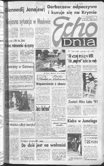 Echo Dnia 1991, R.21, nr 160