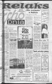 Echo Dnia 1991, R.21, nr 163