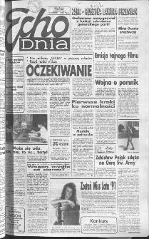 Echo Dnia 1991, R.21, nr 164