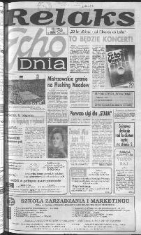 Echo Dnia 1991, R.21, nr 168