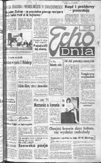 Echo Dnia 1991, R.21, nr 169