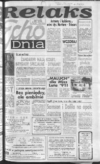 Echo Dnia 1991, R.21, nr 183