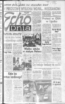 Echo Dnia 1991, R.21, nr 225