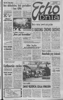 Echo Dnia 1991, R.21, nr 242