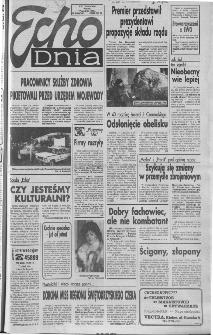 Echo Dnia 1991, R.21, nr 243