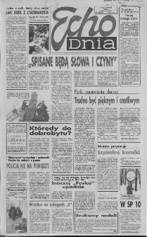 Echo Dnia 1992, R.22, nr 20