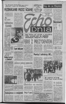Echo Dnia 1992, R.22, nr 33