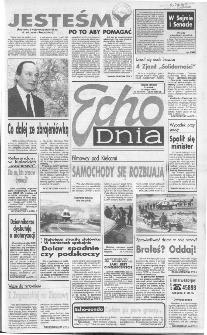 Echo Dnia 1992, R.22, nr 41