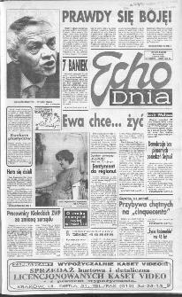 Echo Dnia 1992, R.22, nr 43