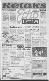 Echo Dnia 1992, R.22, nr 47