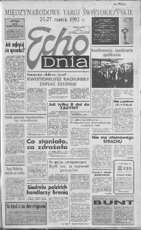 Echo Dnia 1992, R.22, nr 60