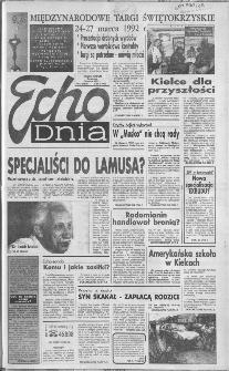 Echo Dnia 1992, R.22, nr 61