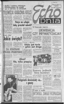 Echo Dnia 1992, R.22, nr 71