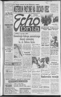Echo Dnia 1992, R.22, nr 73