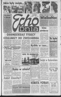 Echo Dnia 1992, R.22, nr 78