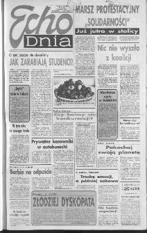 Echo Dnia 1992, R.22, nr 80