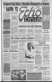 Echo Dnia 1992, R.22, nr 89
